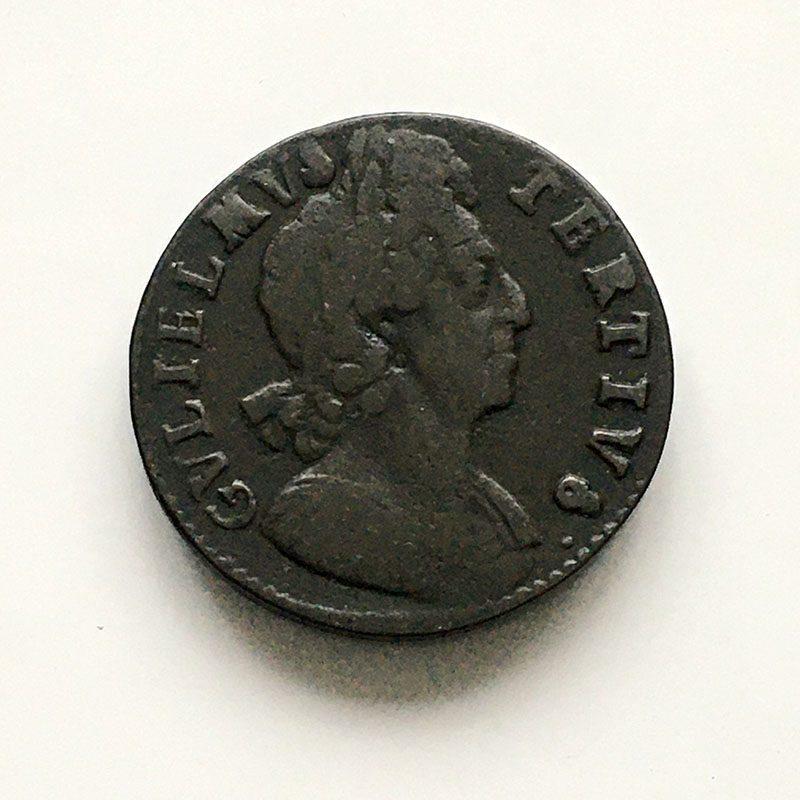Halfpenny 1700