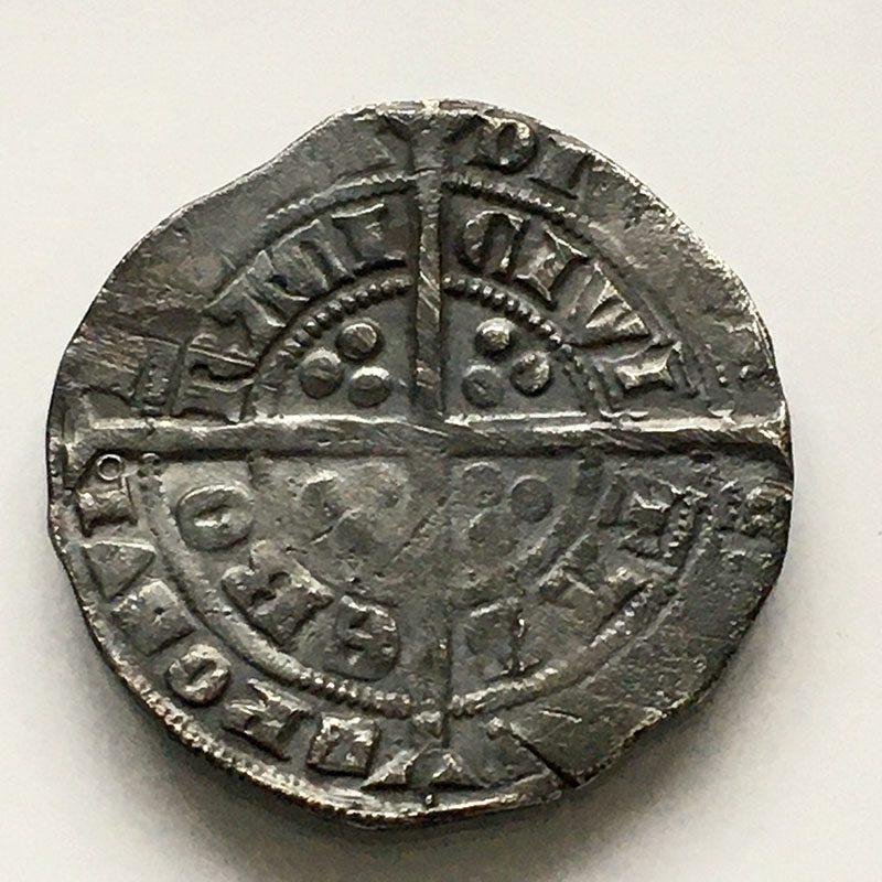 Hammered Groat Edward III