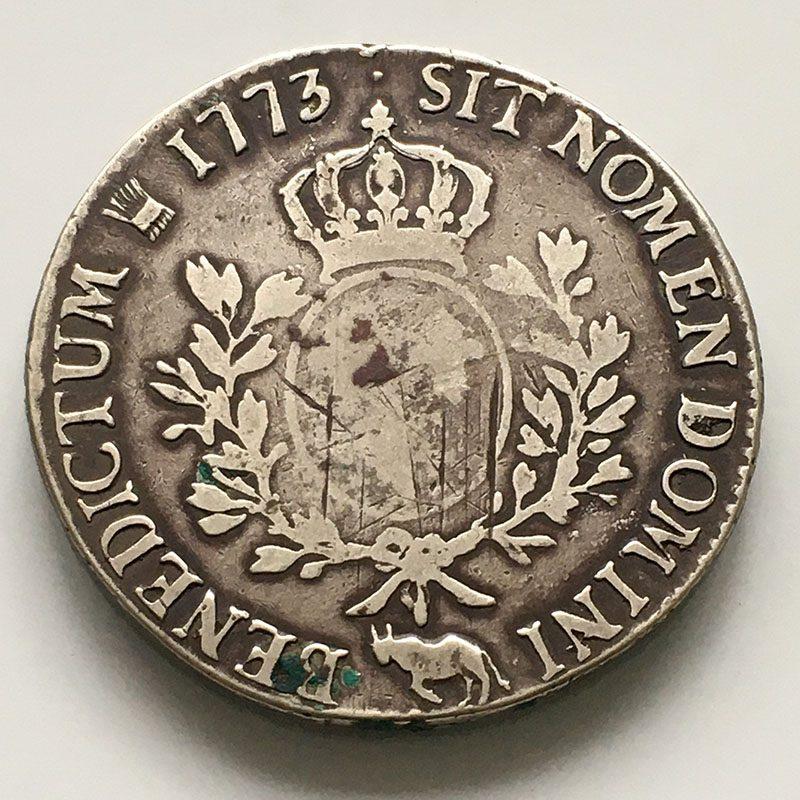 France ECU 1773