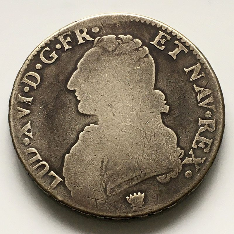 France ECU 1785
