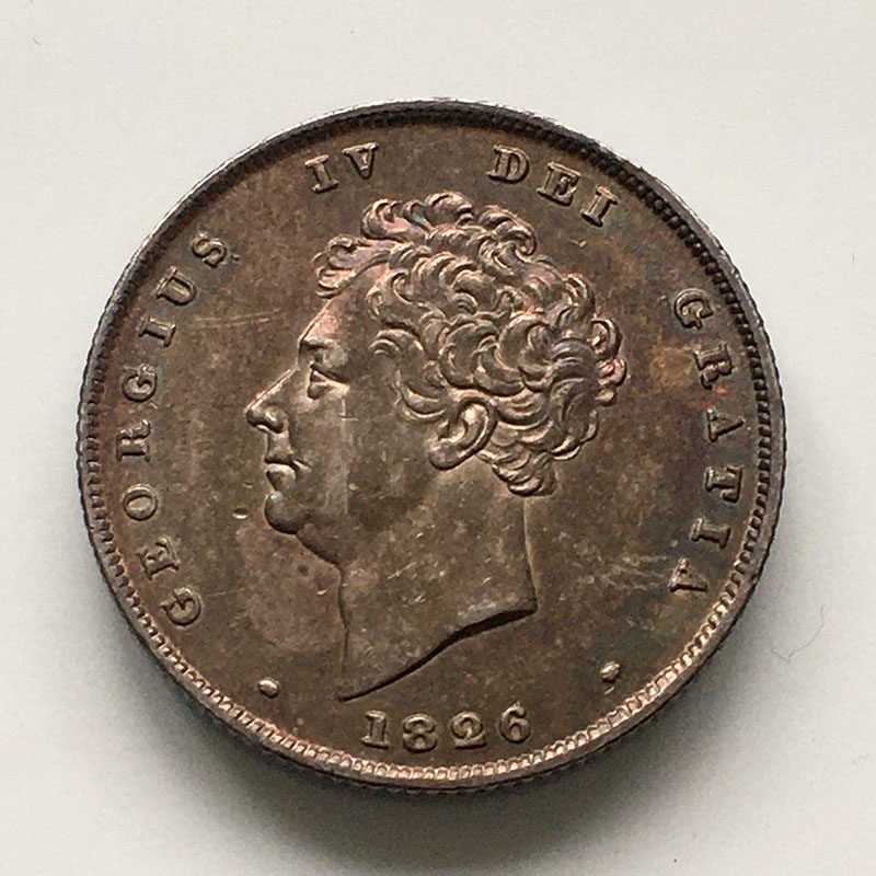 Shilling 1826