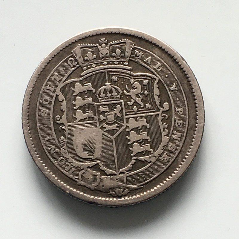 Shilling 1820