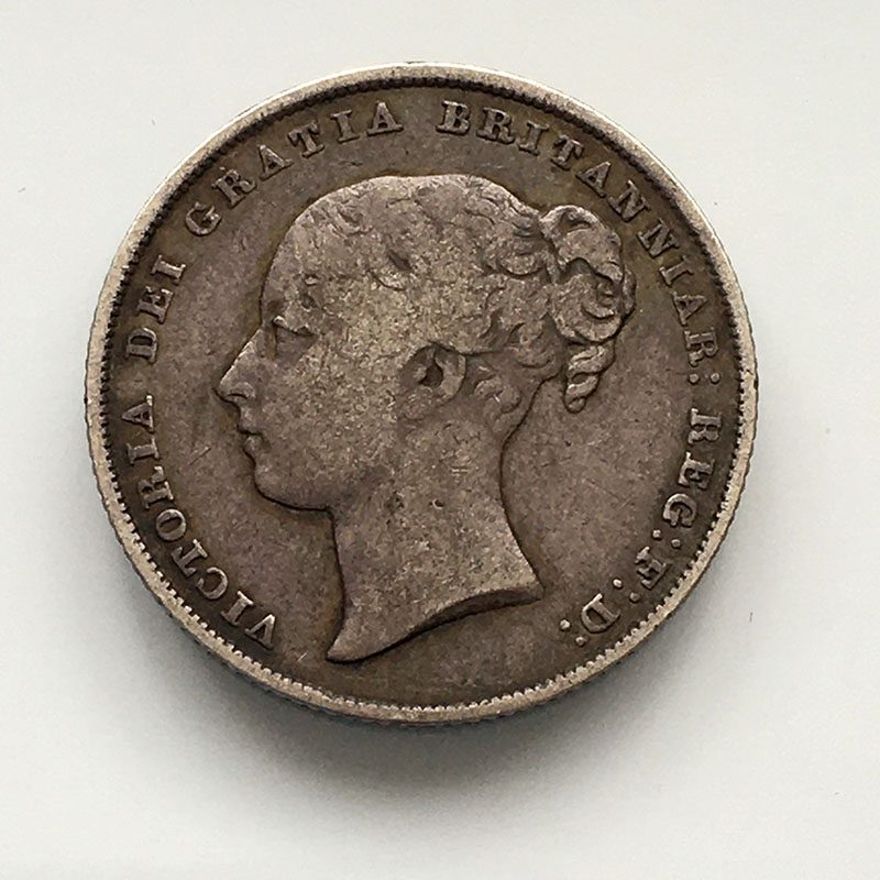 Shilling 1840